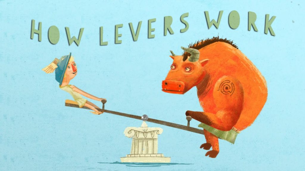 The mighty mathematics of the lever | The Kid Should See This