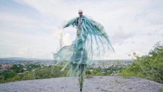 Moko Jumbie On 9-Foot Stilts & J.B.-style Skating –Dance in the Real World