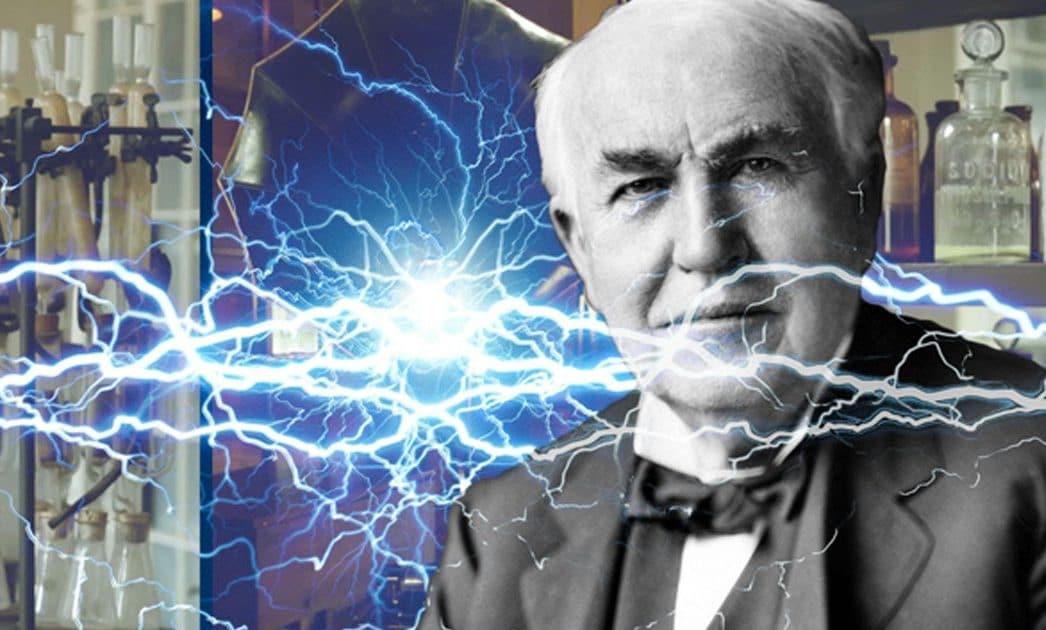 The West Orange lab of Thomas Edison