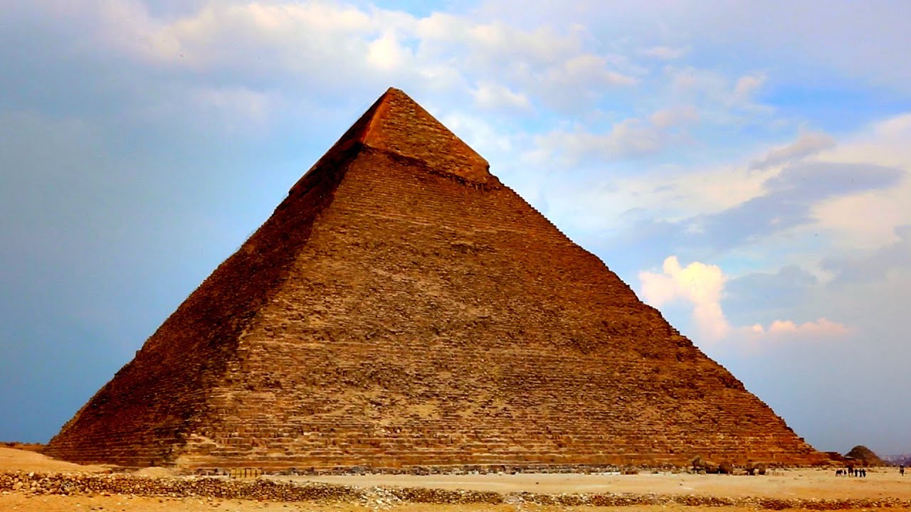 How Were the Pyramids Built?